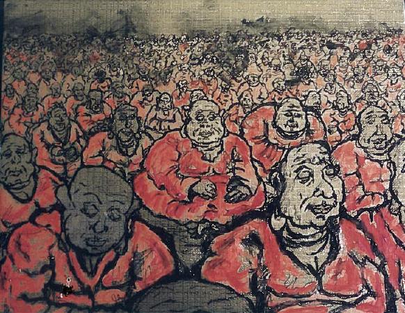 La réunion des Bouddhas