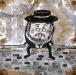 Humpty Dumpty sur le mur des lamentations